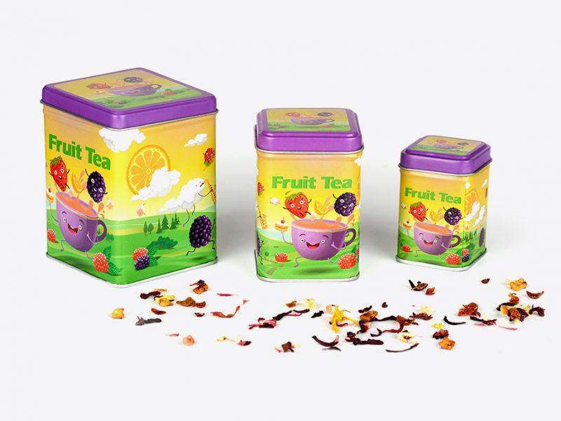 herbaciane opakowania