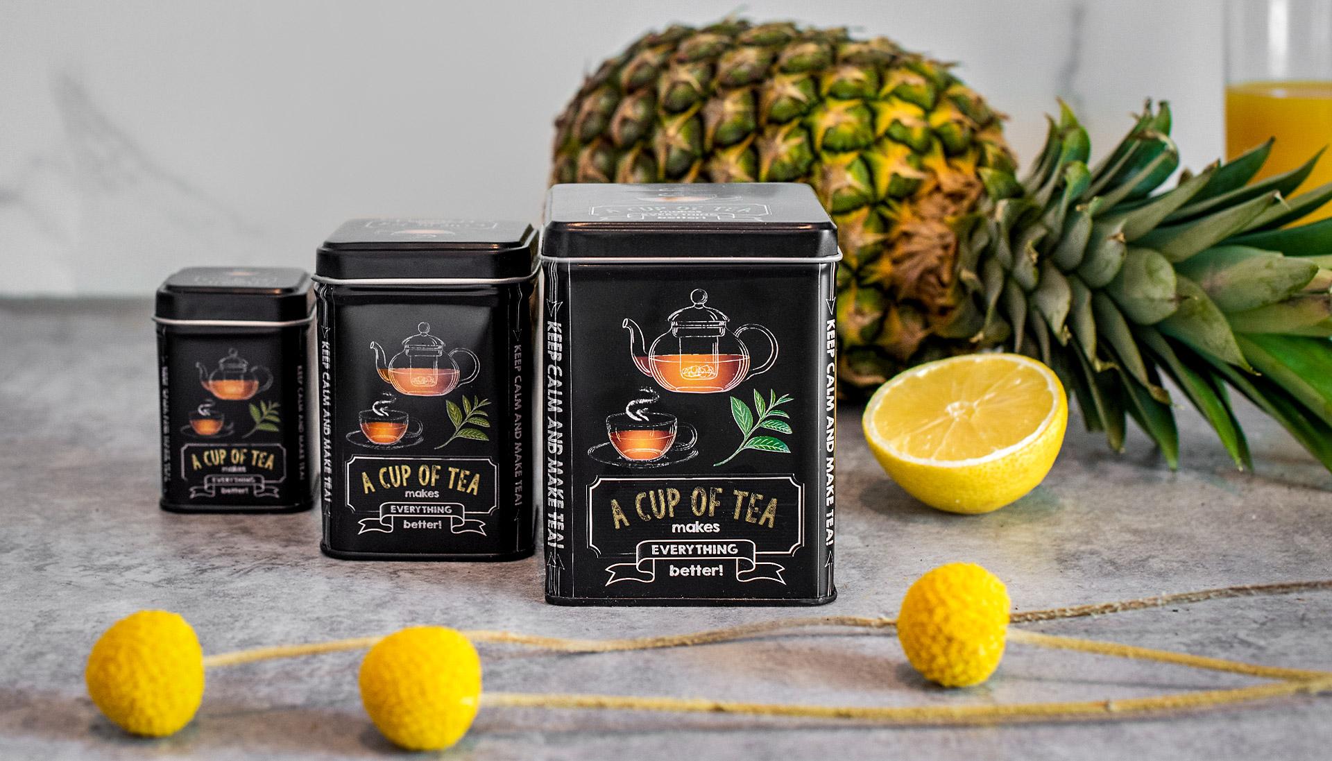 puszka Cup of Tea